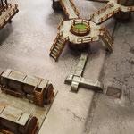 Complexe industriel
