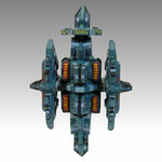 Apex class dreadnought