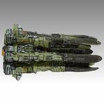 Varnak class heavy cruiser