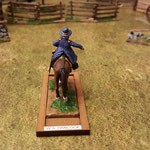 Major-Général Winfield S. Hancock