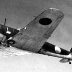 """Nakajima KI-43 Hayabusa """"Oscar"""""""