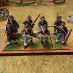 "2nd Wisconsin Infantry ""Iron Brigade"""