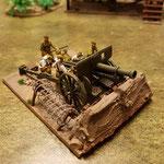 Type 91 105 mm Howitzer