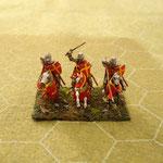 Chevaliers anglais montés 2