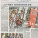 Verkaufsoffener Sonntag in Homburg. (Text und Foto: Thorsten Wolf, Homburger Rundschau)