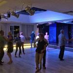 Tanzparty der Tanzschule Zentz in Mallorca (Foto: A. Zentz)
