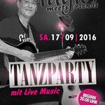Tanzparty der Tanzschule Zentz in Neunkirchen-Furpach
