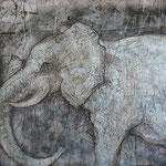 Weißer Elefant.