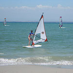Windsurfen in El Yaque