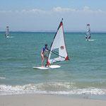 Windsurfen in El Yaque