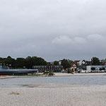 Das Ehrenmal in Laboe - das U-Boot.