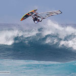 Morgan Noireaux (JP / Hot Sails Maui) gewinnt die Aloha Classic´s.