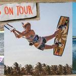 Nordic Kite Girls on tour
