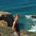Obwohl Lina in Aschaffenburg lebt, liebt sie das Meer