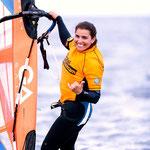 Strahlendes Lächeln - Anissa Mohrath aus Dänemark.