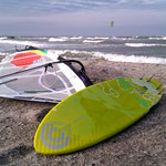 enemii Wave / Freestyle Monocoque Alu Boom von Nadine