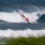 Steffi Wahl - zum ersten Mal auf Maui. Daumen hoch!