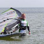 Chantale Pöttgens beim Rollei Long Distance Race