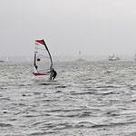 Der Flachwasser Spot für Freestyler und Kiter.