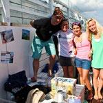 Siegerehrung des SurfSprotte Teams 2013