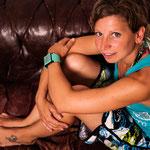 Teamfahrerin Nadine Lenschau schwört auf enemii Booms