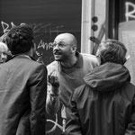 Arash // Heimkehrer Theater Drachengasse 2018 © Andrea Peller