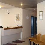 Centre médical -Accueil