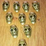 Skull Bronce
