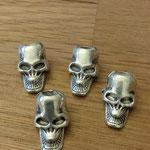 Grinse Skull gross flach