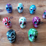 Day of the Death Skulls