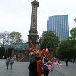 Der Turm im People's Park.