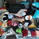 Packen… Hab mindestens doppelt so viel Zeug wie als ich hierherkam :O