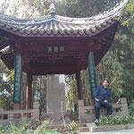 Kleiner Tempel (wow, meine Bildbeschreibungen sind dieses Mal einfach total aufschlussreich...)