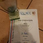3. Platz Best in Show Niulang von der Priesorther Feste