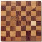 Schach ! 48 x 48 cm
