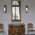 Spiegelrahmen im Erlacherhof