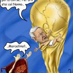 """Caricatura/Vignetta - Lippi """"La Baby Nazionale"""""""