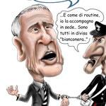 "Caricatura/Vignetta - Ranieri ""Allenare la Juve.."""