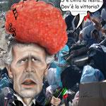 """Caricatura/Vignetta - Donadoni """"Sfracelli D'Italia"""""""