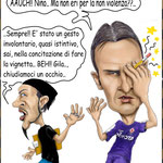 "Caricatura/Vignetta - Gilardino ""L'innocenza"""