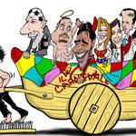 """Copertina Giornale """"Circus"""""""