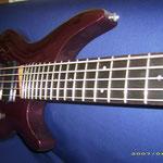 5-Saitiger E-Bass   www.gitarre-lernen-online-kurse.de