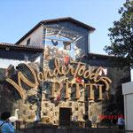 ピッティ・イマジネ・フィラーティ展会場入口