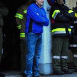 Hausherr und Brandschutzbeauftragter Romed Plattner