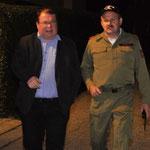 Hausherr Bürgermeister Dr. Stefan Moisi und Kommandant FF Natters OBI Norbert Steiner