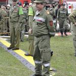 Abschnittskommandant des Abschnittes Seefeld ABI Lorenz Neuner