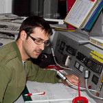 Übungsleiter LM Weiler Michael bei der praktischen Umsetzung