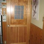 屋久杉のドア