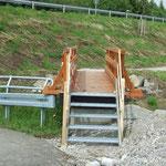 Fußgängerbrücke Durchhausen