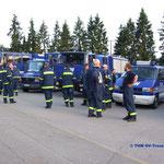 Evakuierung nach Bombenfund in VS